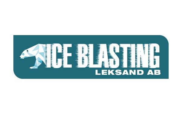 Logo Iceblasting Leksand