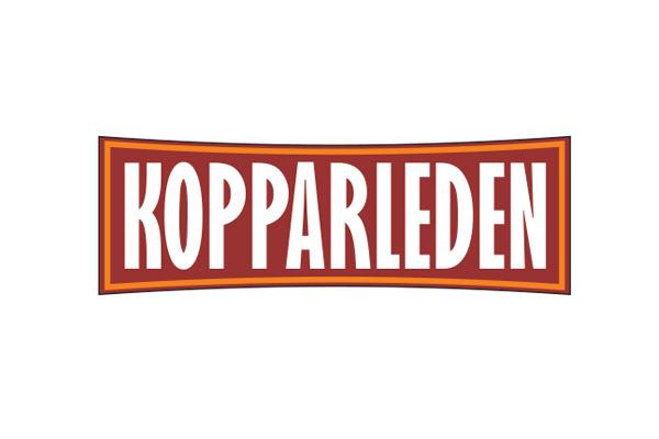 Grafisk design - Logo - Kopparleden