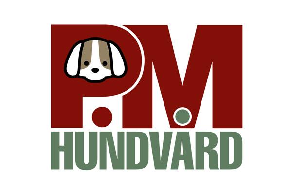 Grafisk design - Logo - PM Hundvård